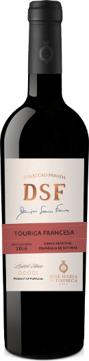 DSF Private Collection Touriga Francesa Red Wine