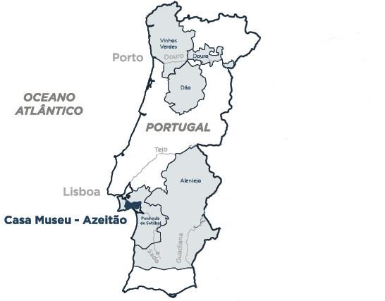 Manor House - Winetourism - José Maria da Fonseca