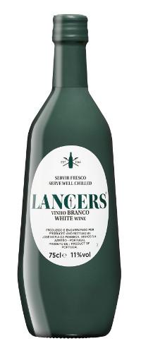 Garrafa Lancers branco