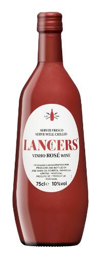 Garrafa Lancers Rosé